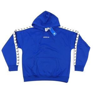 Rare Adidas Originals TNT Tape Trefoil Logo Hoodie